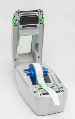 Impressora para pulseira de identificação hospitalar