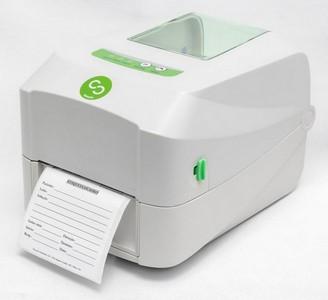 Impressora térmica etiqueta adesiva