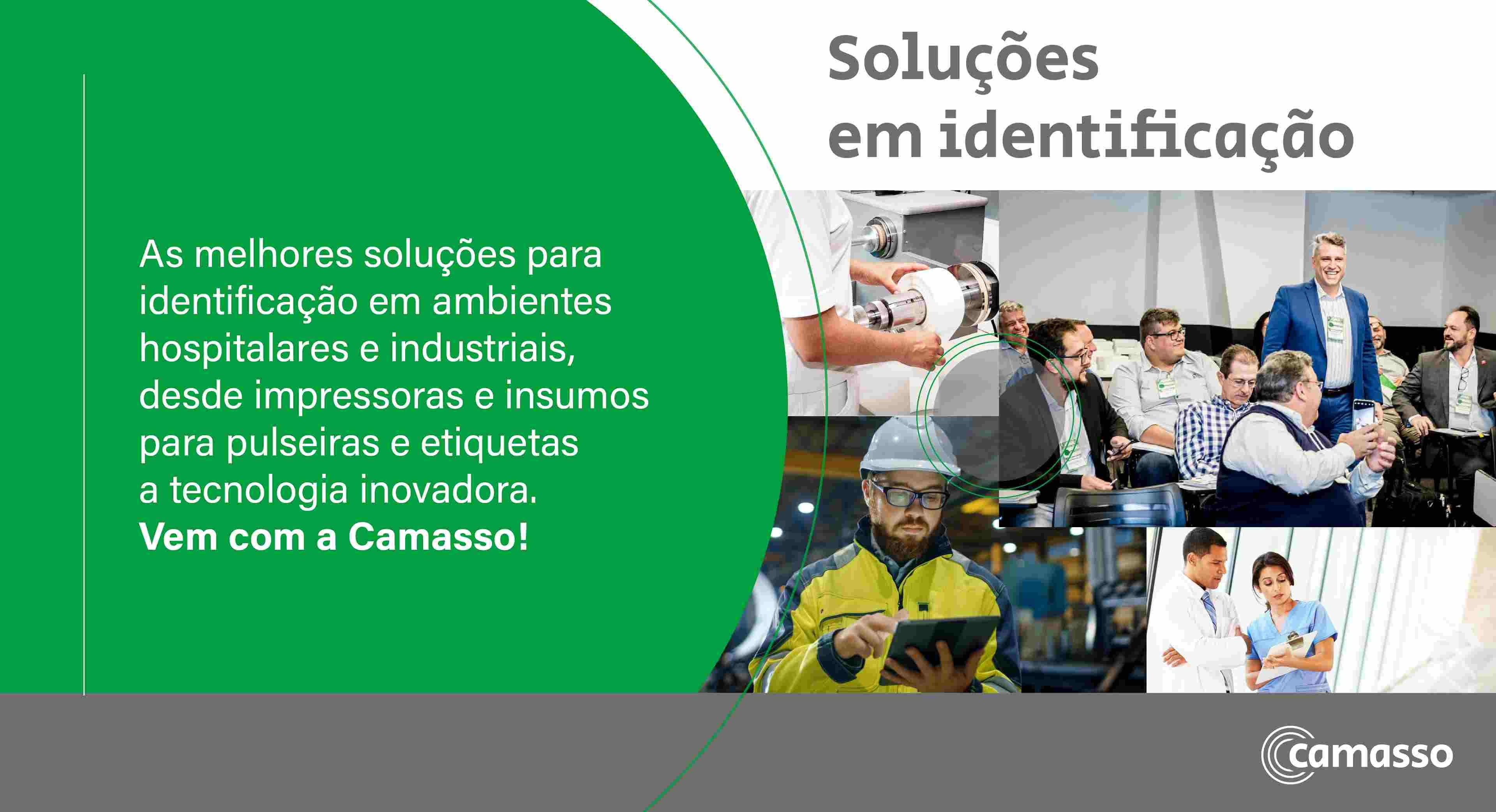 Soluções em identificação