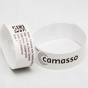 Fornecedor de pulseiras de identificação